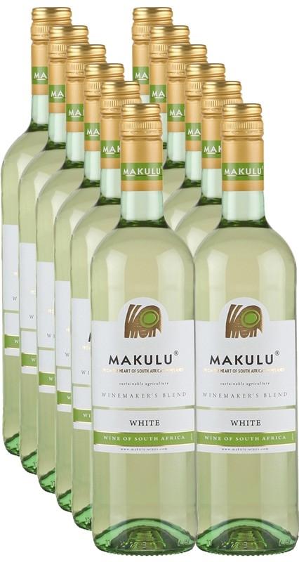 12 st Makulu White