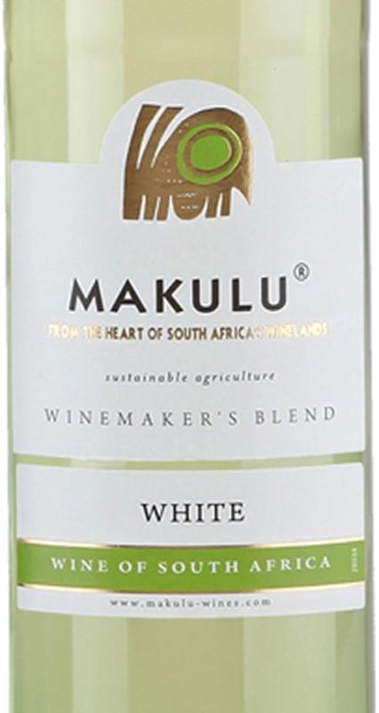 Makulu White Ettikett