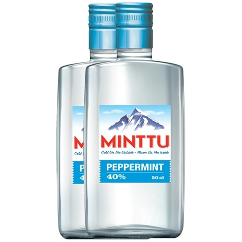 2-Pack Minttu Peppermint