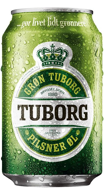 Tuborg Pilsner 33 cl