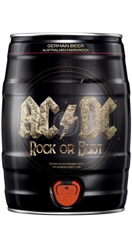 AC/DC ölfat 5 liter