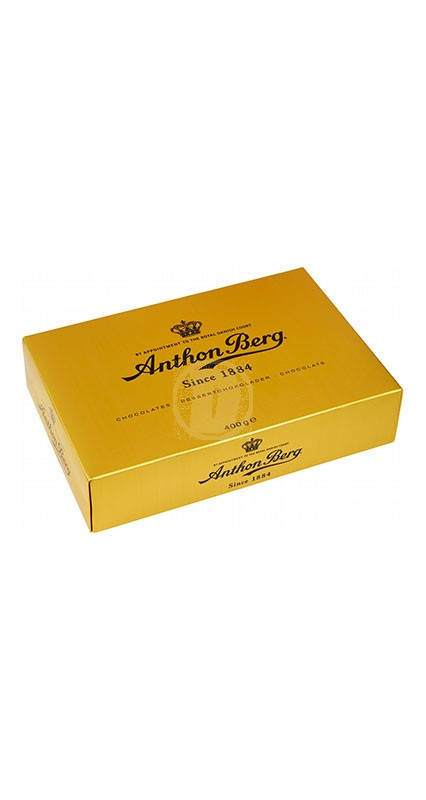 Anthon Berg Luxury Gold 400g