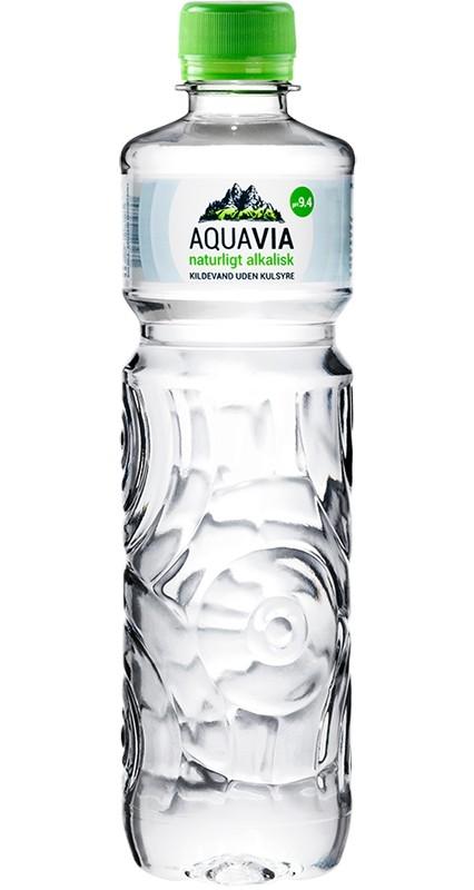 AquaVia Alkaliskt Vatten Ph 9.4