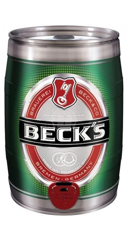 Becks Pilsner 5 liter
