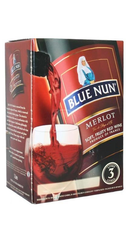 Blue Nun Merlot 3 liter