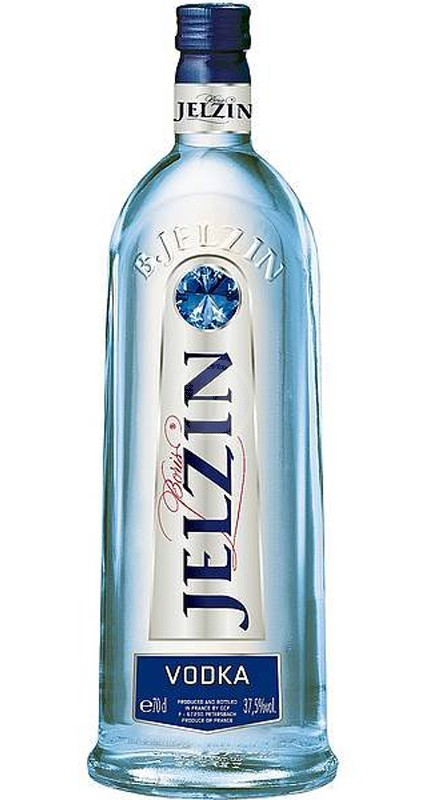 Boris Jelzin Vodka 700 ml