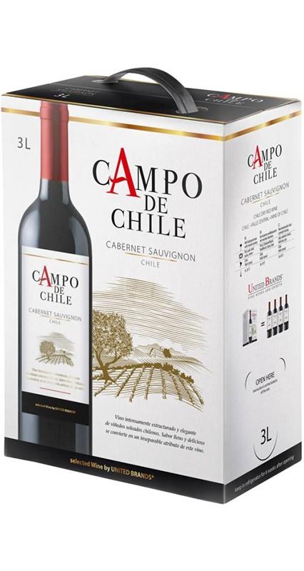 Campo de Chile Cabernet Sauvignon