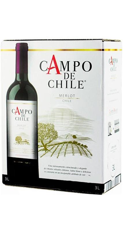 Campo de Chile Merlot
