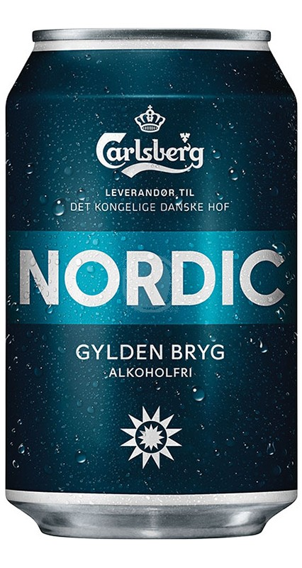 Carlsberg Nordic Gylden Bryg Alkoholfri