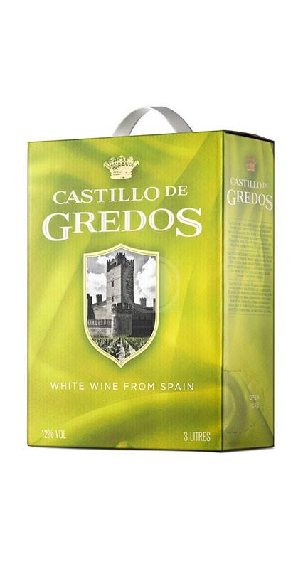 Castillo de gredos Vitt 3 liter