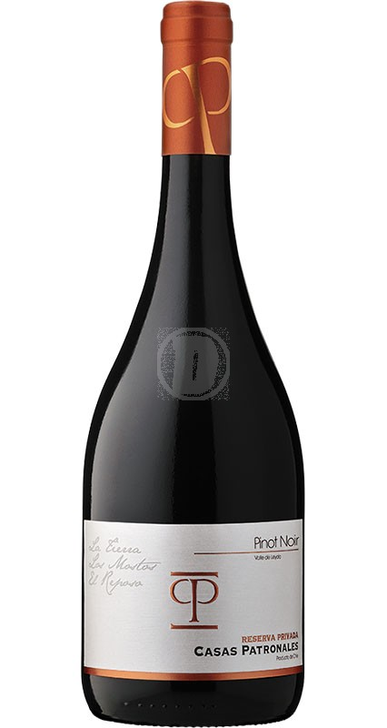 Casas Patronales Pinot Noir