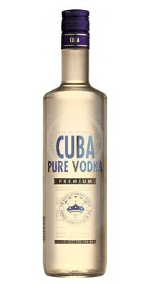 Cuba Vodka Premium 70 Cl