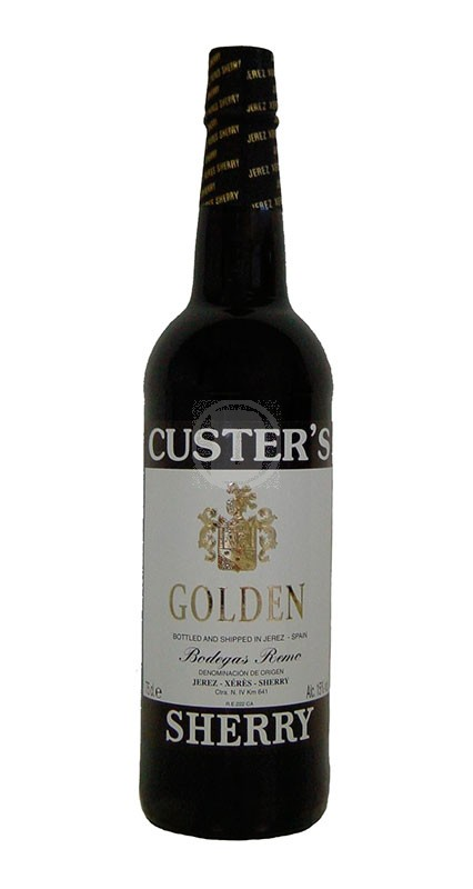 Custers Sherry Medium