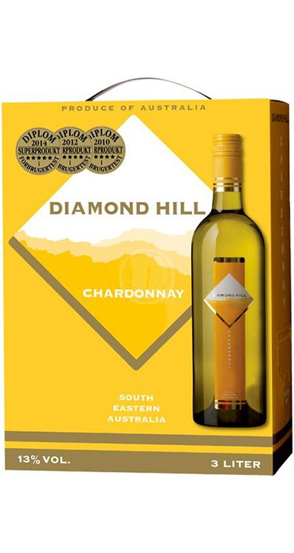 Diamond Hill Chardonnay 3 liter