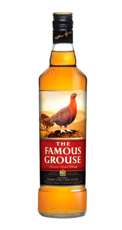 The Famous Grouse Sherry Oak Cask
