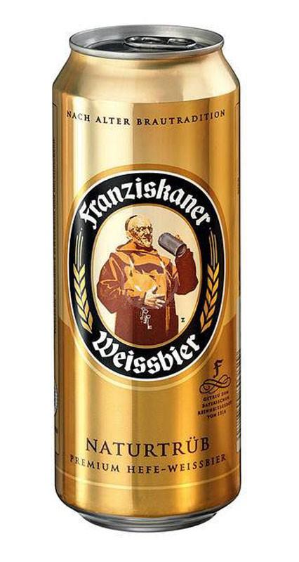 Franziskaner Weissbier Hefe