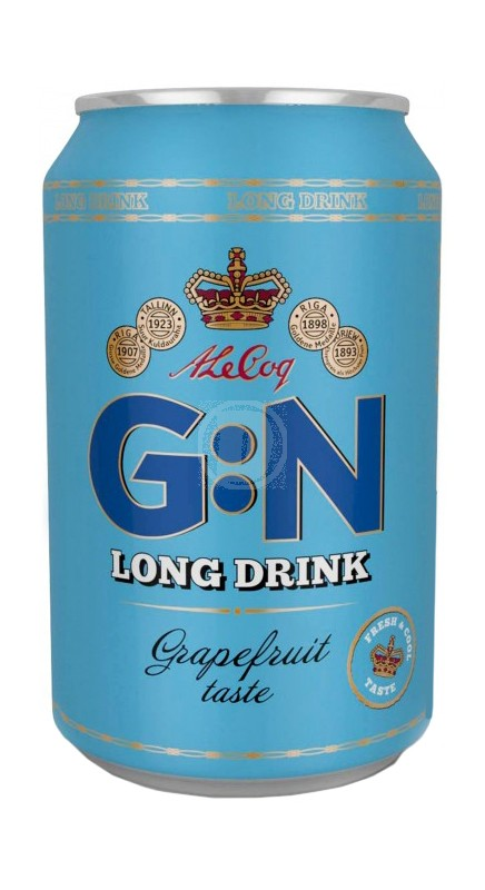 G:N long Drink Grapefrukt
