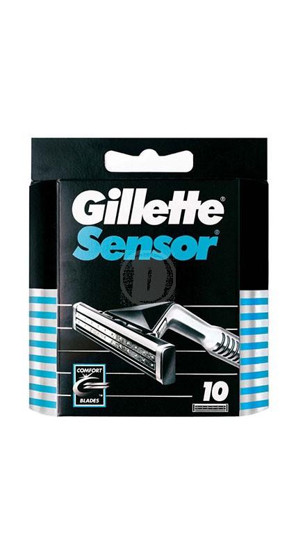 Gillette Sensor 10 st blad