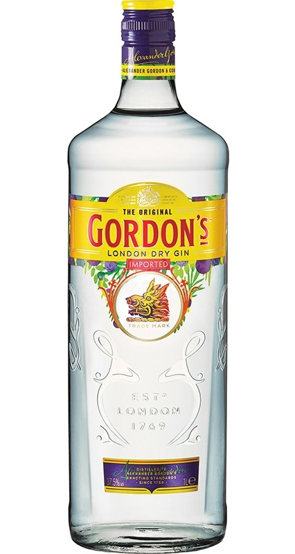 Gordons Dry Gin new
