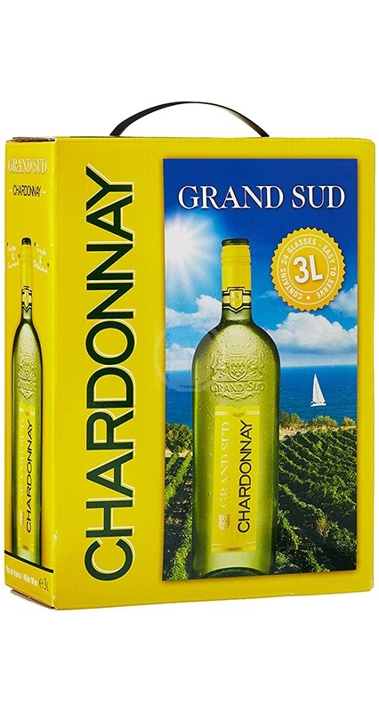 Grand Sud Chardonnay BIB