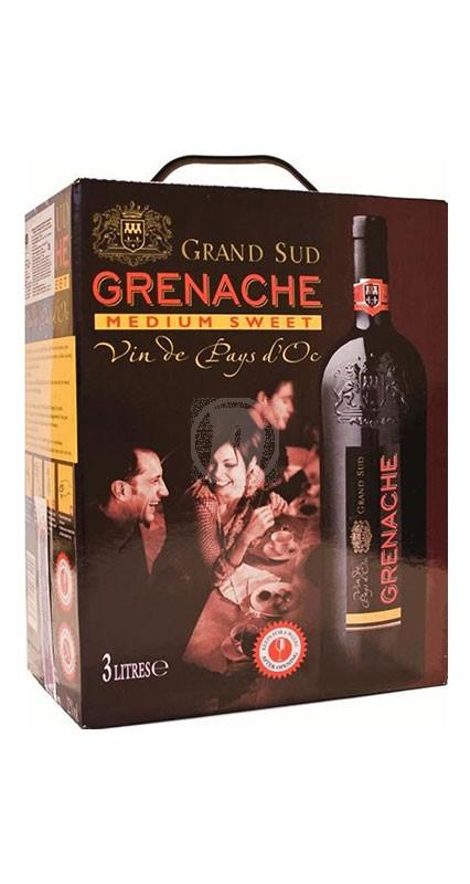 Grand Sud Grenache bib
