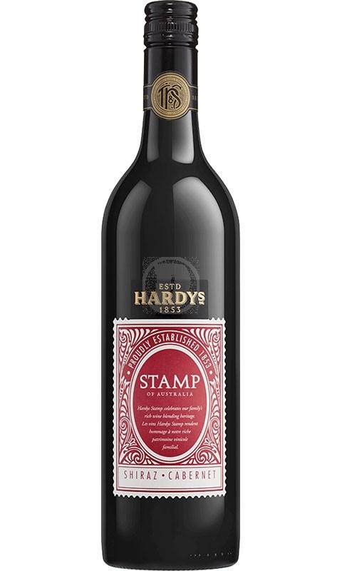 Hardys Stamp Shiraz Cabernet