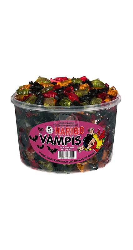 Haribo Bunte Vampire