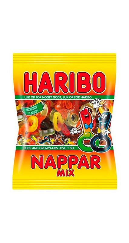 Haribo Nappar