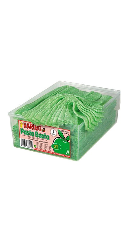 Haribo Pasta Basta Apfel Sour