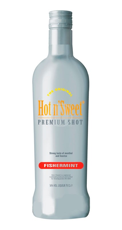Hot n Sweet Shot Fishermint