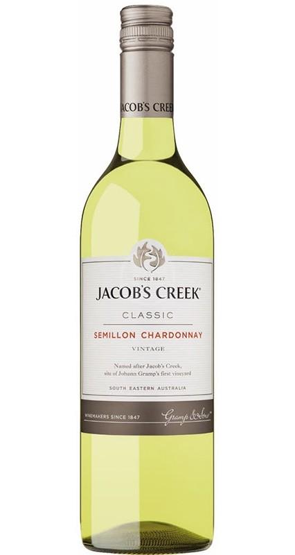 Jacobs Creek Semillion Chardonnay