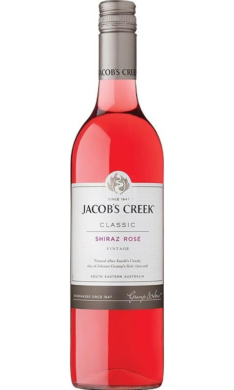 Jacobs Creek Shiraz Rosé