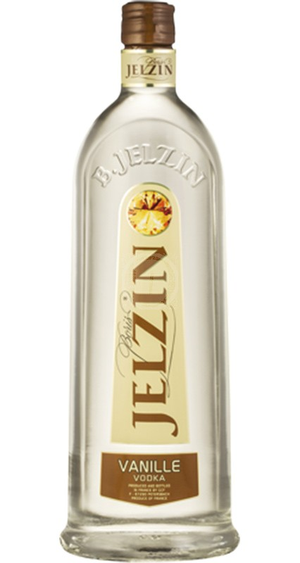Boris Jelzin Vodka Vanilla