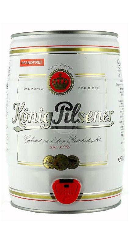 Königs Pilsner 5 liter