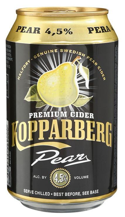 Kopparberg Päroncider