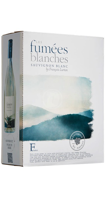 Les Fumees Blanches 3 liter