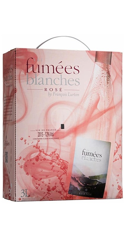 Les Fumees Blanches Rose