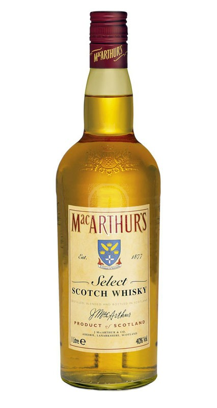 Mac Arthur´s Scotch Whisky