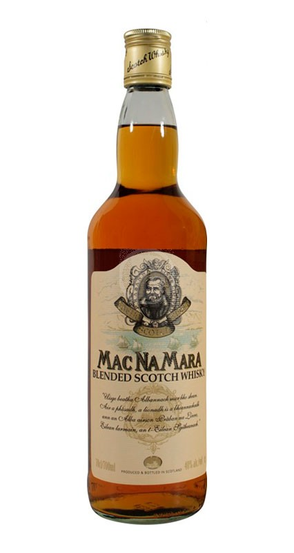 MacNaMara Rum Finish