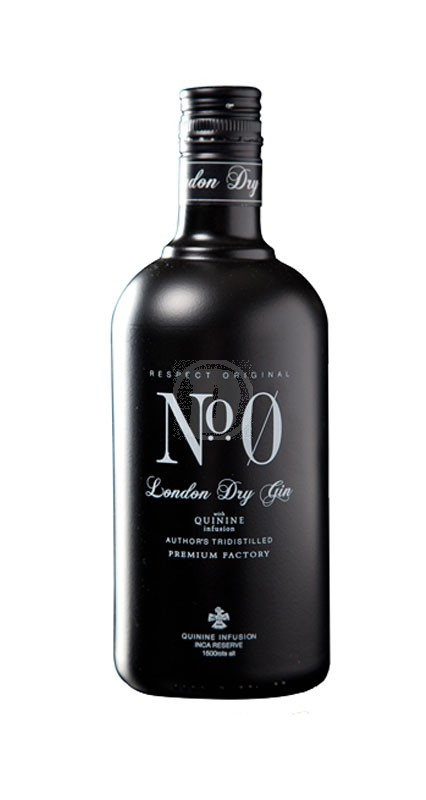 No Ø London Dry Gin
