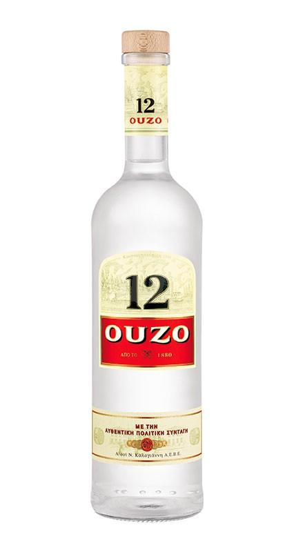 Ouzo 12 700 ml