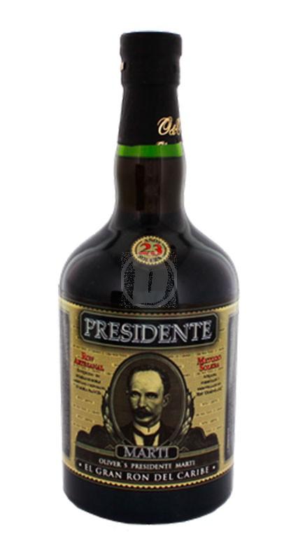 Presidente 23 Years Rum