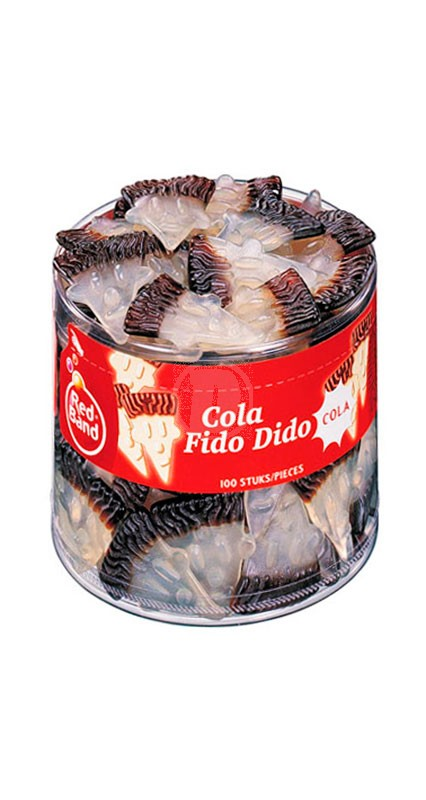 Red Band Cola Fido Dido
