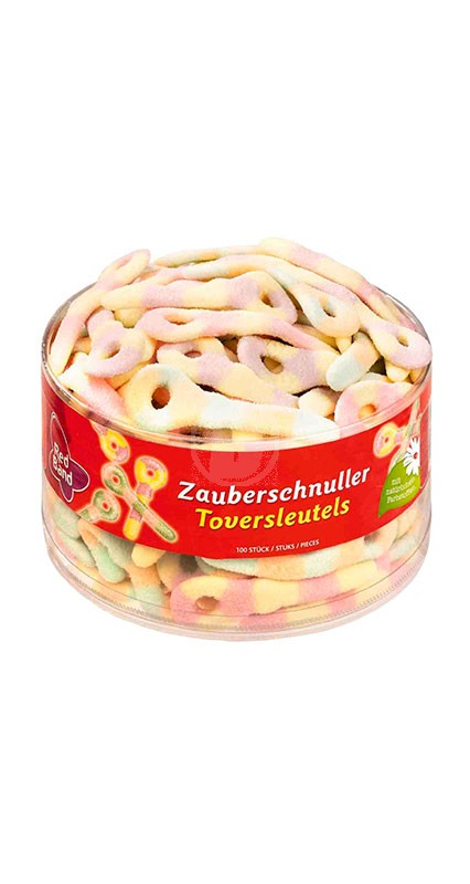 Red Band Zauberschnuller