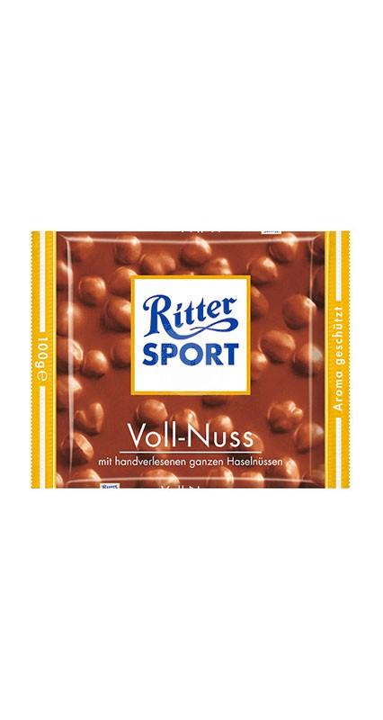 Ritter Sport Voll - Nuss