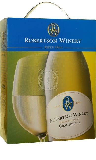 Robertson Winery Chardonnay 3 liter