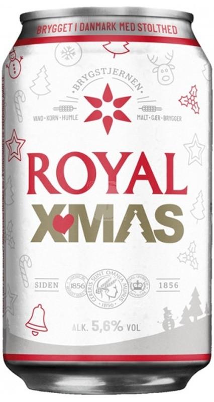 Royal X-MAS Julöl ljus