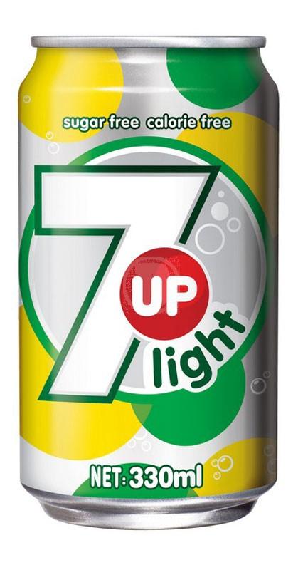 Seven Up Light