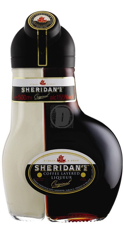 Sheridan's Double 1 Liter