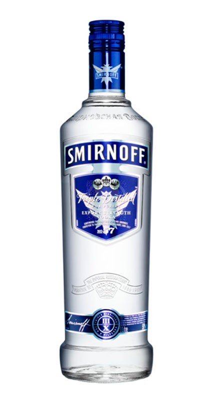 Smirnoff Blue Vodka